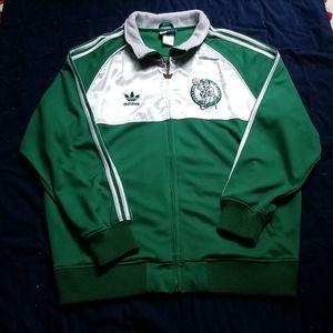 Vintage Adidas NBA Celtics Jacket